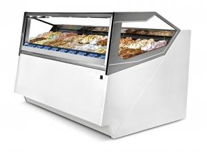 Zmrzlinová vitrína CUBIKA L1100