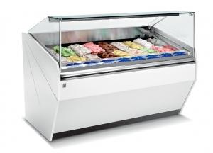 Zmrzlinová vitrína JET L1000