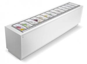 Zmrzlinová vitrína PANORAMA L1250