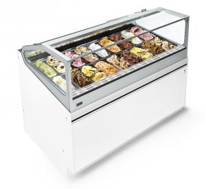 Zmrzlinová vitrína SAM80 L1125
