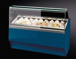 Zmrzlinová vitrína SMILE 18 R