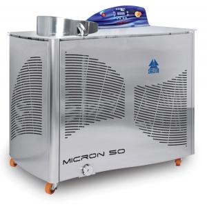 MICRON 50 - príprava pást a náplní