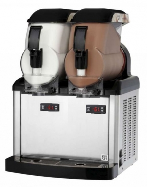 Výrobník ľadovej triešte a mrazených krémov SP2