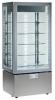 Panoramatická chladiaca a mraziaca vitrína KD8Q