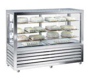 Chladiaca vitrína QPS 1500 V-D
