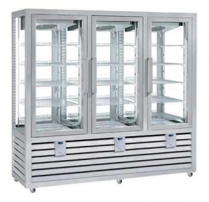 Kombinovaná vitrína NGL 1300 V/R/V 2T