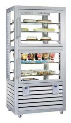 Kombinovaná chladiaca a mraziaca vitrína NPG 520 V/S