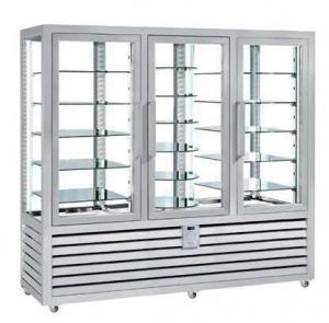 Chladiaca vitrína NPS 1300 V/R/V kombinovaná