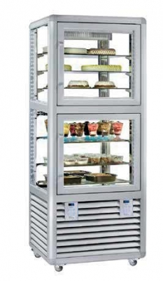 Kombinovaná chladiaca a mraziaca vitrína CPG 520 V/S