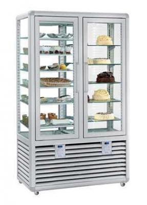 Kombinovaná chladiaca a mraziaca vitrína CPG 1200 S/V