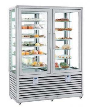 Kombinovaná mraziaca a chladiaca vitrína CPG 900 S/R