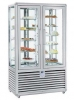 Chladiaca vitrína CPS 700 V/R kombinovaná