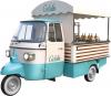 Predajné auto Food Mobile