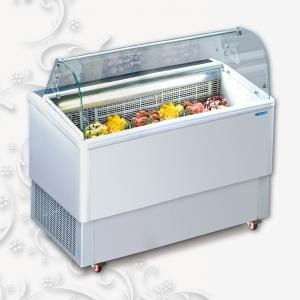 Zmrzlinová vitrína CLASSIK 7 RI