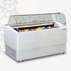 Zmrzlinová vitrína DINAMIK 9 RI