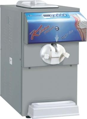 Zmrzlinový stroj na točenú zmrzlinu KISS 1P MIXER POR