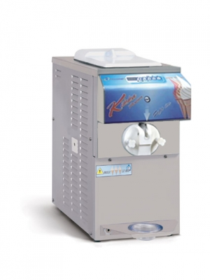 Zmrzlinový stroj na točenú zmrzlinu KISS 1G MIXER POR